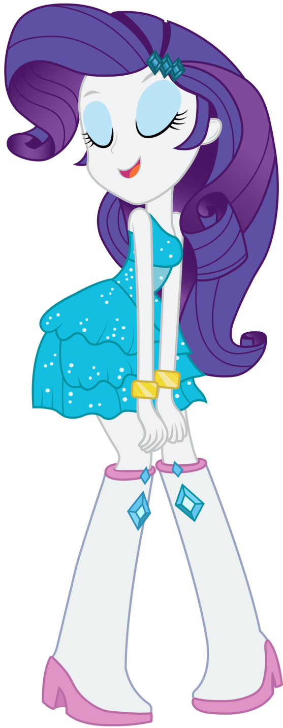 Love her a lot as a pony but as a human holy damn this is okay to